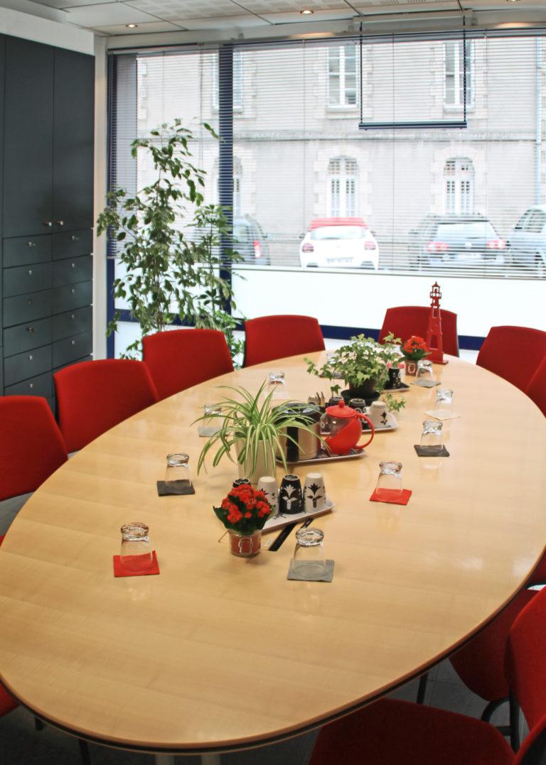petite salle de réunion action connect